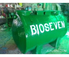 Ipal Komersial Semi STP (Single Air Blower)