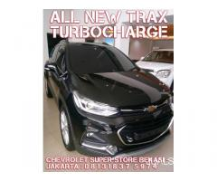 KREDIT MURAH TRAX LTZ TURBO ELECTRIC SUN ROOF + 6 Airbag