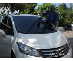 Kaca Film AG Optima one garansi 1th Kijang Panther brio jazz 120rb