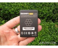 Baterai Hape Outdoor Discovery A12 New Original 3800mAh