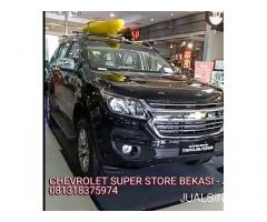 DISCOUNT BERLIMPAH DAN KREDIT MURAH NEW TRAILBLAZER LTZ DIESEL TURBO
