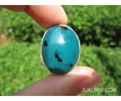 Bacan Doko Ijo Solid Ikatan Perak Indah BC029