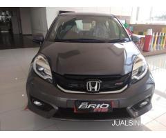 Honda Brio Ready Stock Di Sawangan,Depok,Bogor,Tangerang