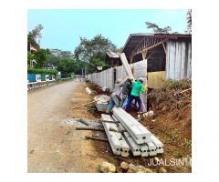 Pagar Panel Beton Palembang
