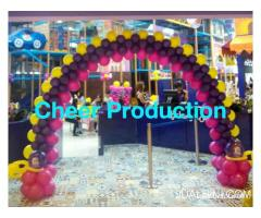 Dekorasi Balon Cheer Production