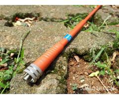 Antena HT Kinnota FP405 VHF Konektor SMA-K 40cm High Gain