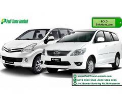 Jasa mobil APV dengan Fasilitas BBM , Mobil dan Driver di Lombok