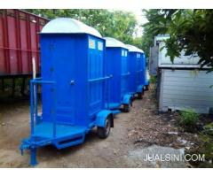 Portable Toilet |Sepiteng Modern |New Technology
