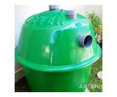 Septic Tank Anti Sedot & Penuh Biotech bergaransi