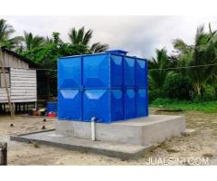 Panel Rooftank-Tangki air-Anti Korosi dan Kokoh