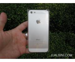 Casing Iphone 5 Fullset Include Sim Tray Power Vibrate Volume Button