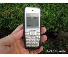 Hape Jadul Nokia 1110i Seken Kolektor Item