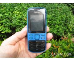 Hape Jadul Nokia 2690 Phonebook 2000 MicroSD Camera Bluetooth Seken