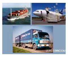 jasa ekspedisi import BY AIR & BY SEA murah & bergaransi