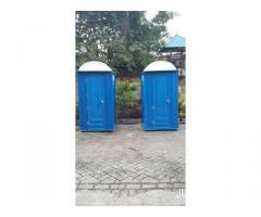 Portable Toilet Blue-Toilet Modern