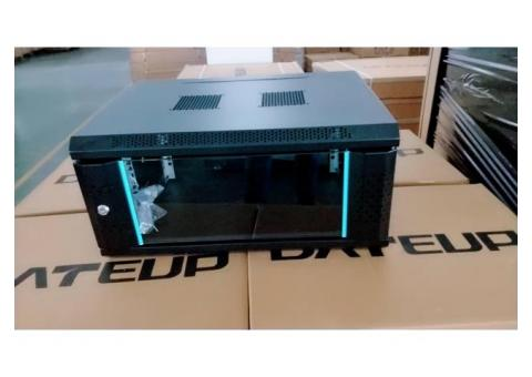 "rack server wallmount 4U depth 450mm 19"" DATEUP - Sumber Rejeki"