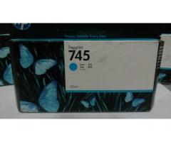 Jual Tinta HP CARTRIDGE 745 C Cyan