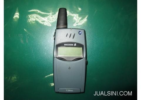 Hape Ericsson T28 Jadul Mulus Kolektor Item