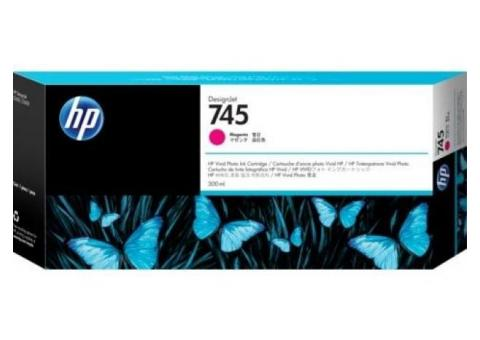 Tinta HP CARTRIDGE 745 M Magenta