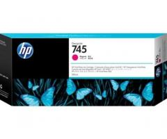 Tinta HP CARTRIDGE 745 M Magenta