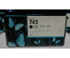 Jual Tinta HP CARTRIDGE 745 MK Matte Black
