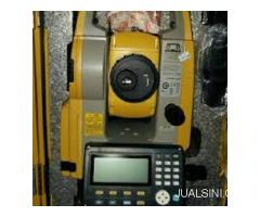 Jual-Total Station Topcon GM 55 Reflectorless 500M