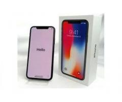 jual apple iphone x blackmarket