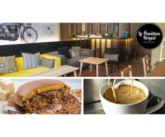 Le Pavillon Royal Martabak & Coffee