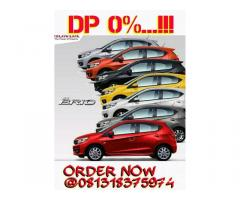 Promo Honda New Brio DP 0%