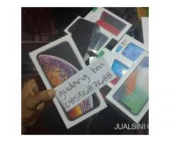 jual apple iphone xs original bm termurah