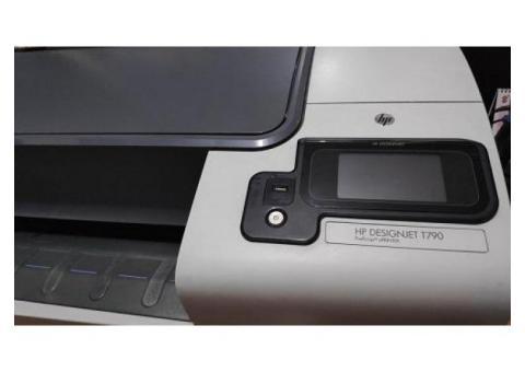 HP DesignJet T790 Siap Antar Siap Pakai