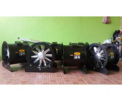 axial fan 24 inch 2.2kw 1400 rpm 10 daun