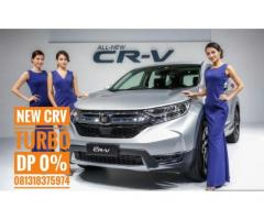 DP 0% ALL NEW CRV 2018 Promo Terbatas