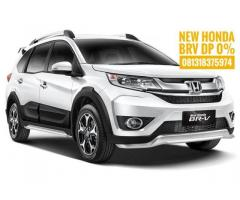 KREDIT MURAH ALL NEW HONDA BRV