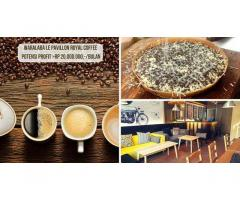 Waralaba Le Pavillon Royal Martabak & Coffee