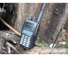 Handy Talky HT Motorola GP338 Plus VHF New Barang Sisa Stok Gudang