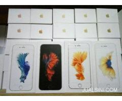 Dijual Cepat apple iphone 6s plus 64 gb blackmarket murah