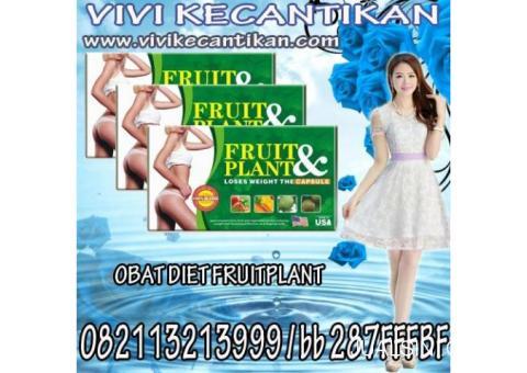 FRUITPLANT SLIMMING OBAT DIET TANPA EFEK SAMPING wa 082113213999