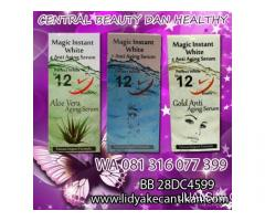 SERUM MAGIC INSTANT WHITE WA 081316077399/ BBM. E3239983
