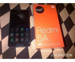 Jual redmi 5A dark grey