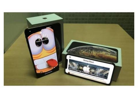 jual apple iPhone xs max bm murah