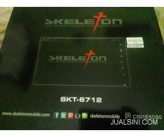 Skeleton SKT-6712 Double Din DVD Full Feature Head Unit