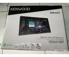Kenwood DDX-419BT Jazz Apv Crv