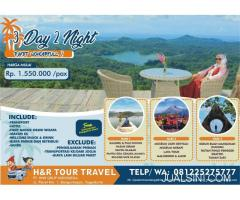 PAKET WISATA 3H2M WONDERFUL #2 H&R TOUR TRAVEL JOGJA