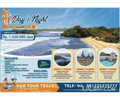 PAKET WISATA 3H2M WONDERFUL #3 H&R TOUR TRAVEL JOGJA