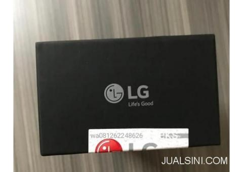 jualan hp LG V30+ blackmarket