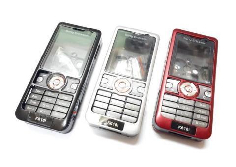 Casing Sony Ericsson K618i Baru Fullset Murah