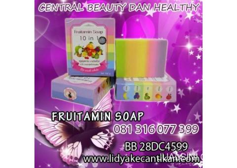 FRUITAMIN SOAP 10 IN 1 081316077399 BB. E3239983