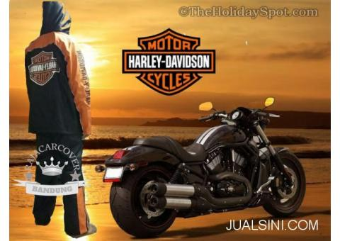 Jas Hujan Touring Motor Harley Davidson