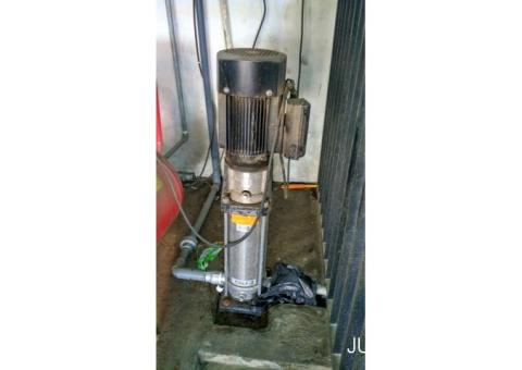 mesin steam high pressure CNP 2-13